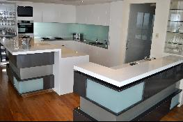 granite kitchen benches